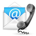 Заказать визитки  дешево и быстро по электронной почте или  по телефону